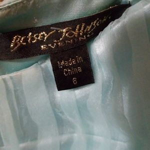 Betsey Johnson chiffon dress